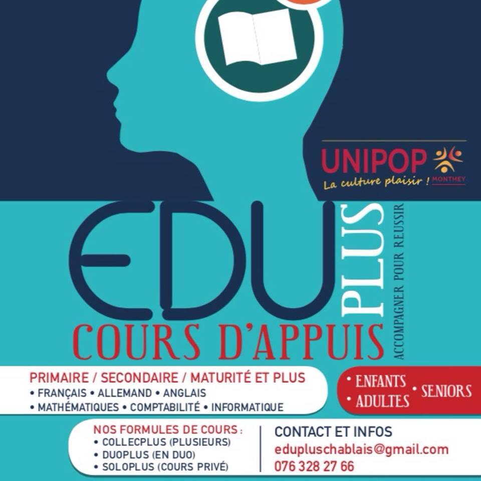 EduPlus   Aides aux devoirs, cours d appuis 4760224978d